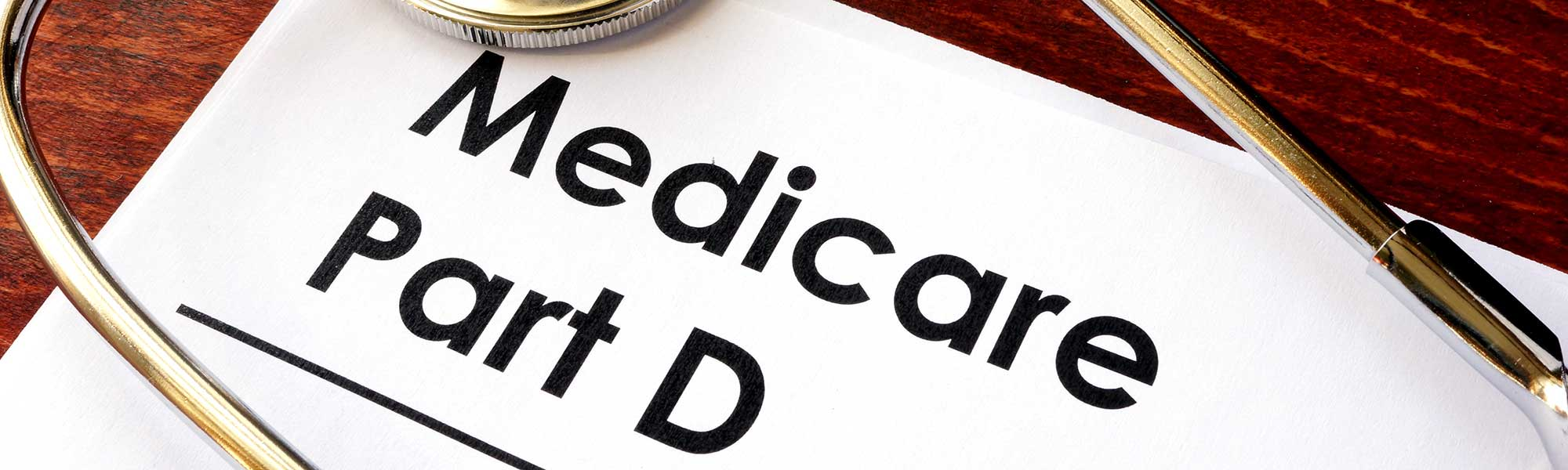 Medicare Part D and You